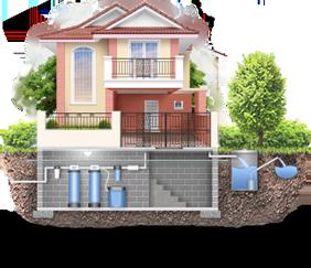 Руссфильтр - Системы водоподготовки и очистки воды для коттеджей и загородных домов
